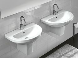 Picture of Bissonnet Pro Erika 62 Semi-Pedestal Sink