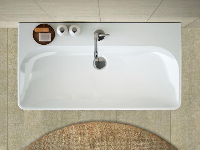 Picture of Bissonnet Smyle 90 Ceramic Sink