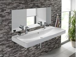 Picture of Bissonnet Smyle 120 Ceramic Sink