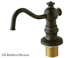 Picture of Kingston Brass Vintage Soap Dispenser