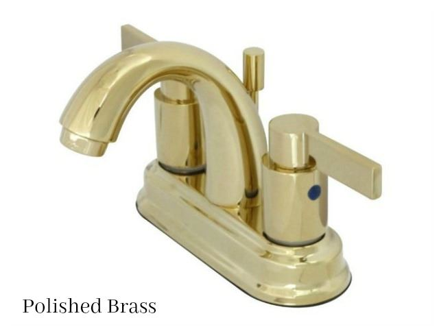 Picture of Kingston Brass Faucet | NuvoFusion