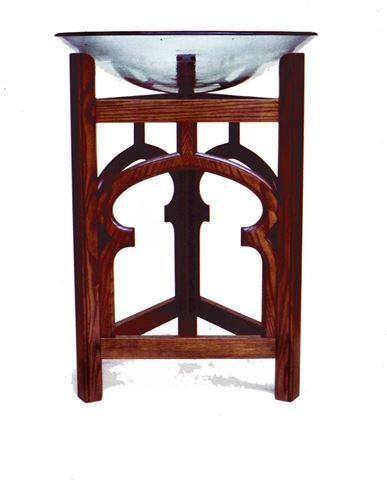 Baptismal Font Stand