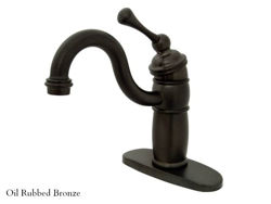 Kingston Brass Monoblock Bar Faucet