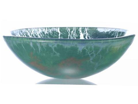 Earth Glass Sink