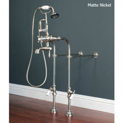 Tub Filler | Thermostatic with Hand Shower