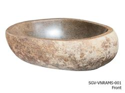Picture of Amberstone Granite Vessel Sink