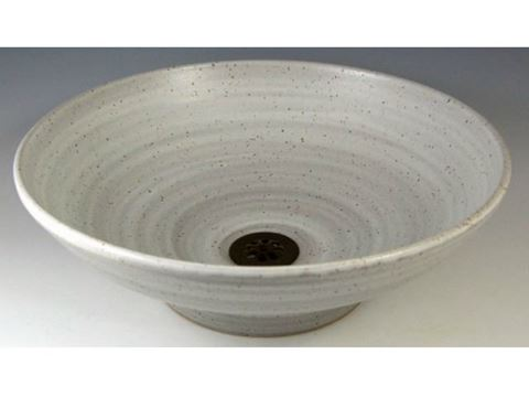 Delta Ceramic Vessel Sink in Cafe au Lait