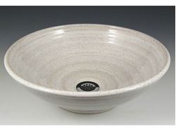 Picture of Delta Ceramic Vessel Sink in Iron White