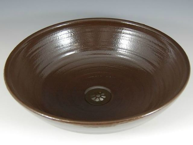Picture of Delta Ceramic Vessel Sink in Oil Rubbed Bronze