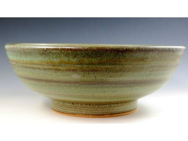 Picture of Delta Ceramic Vessel Sink in Rustic Forest