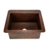 "Picture of 25"" Copper Kitchen Sink by SoLuna"