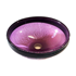 Picture of Hyacinth Purple with Disbursed Silver Vessel Sink
