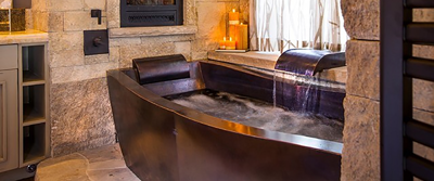 Copper Bathtubs: 5 awesome ideas for your bathroom