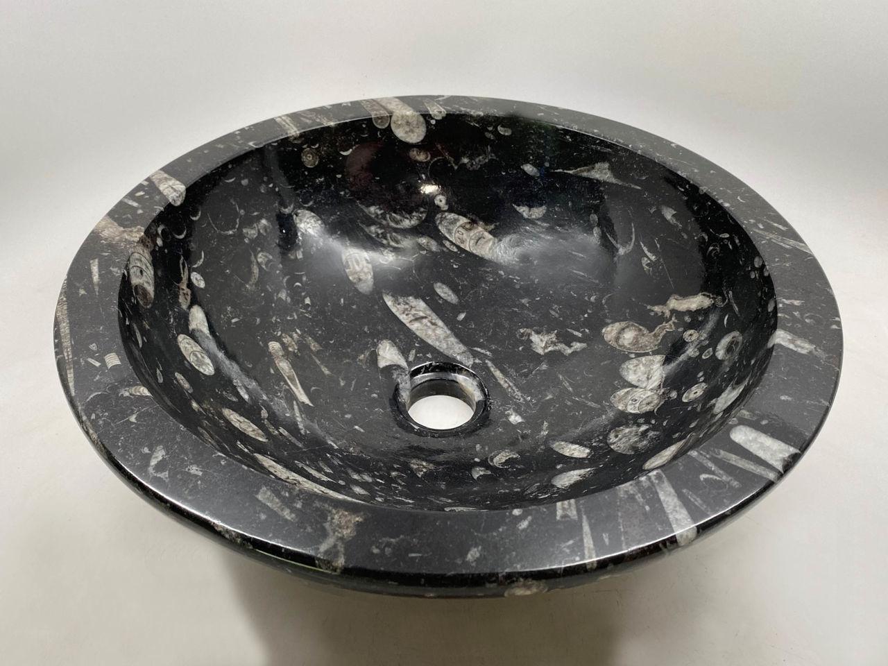Picture of Genese Fossil Vessel in Noir (112)