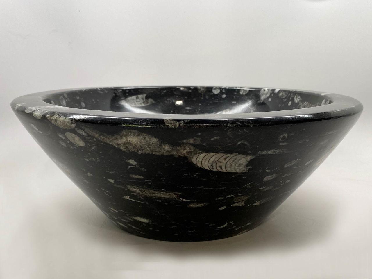 Picture of Genese Fossil Vessel in Noir (148)