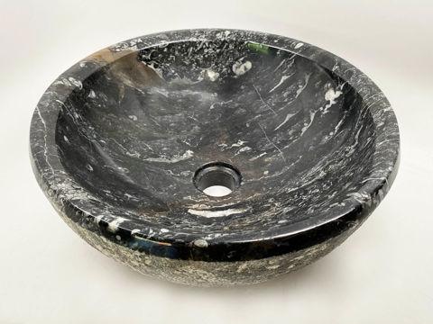 Brute Fossil Vessel in Noir (376)