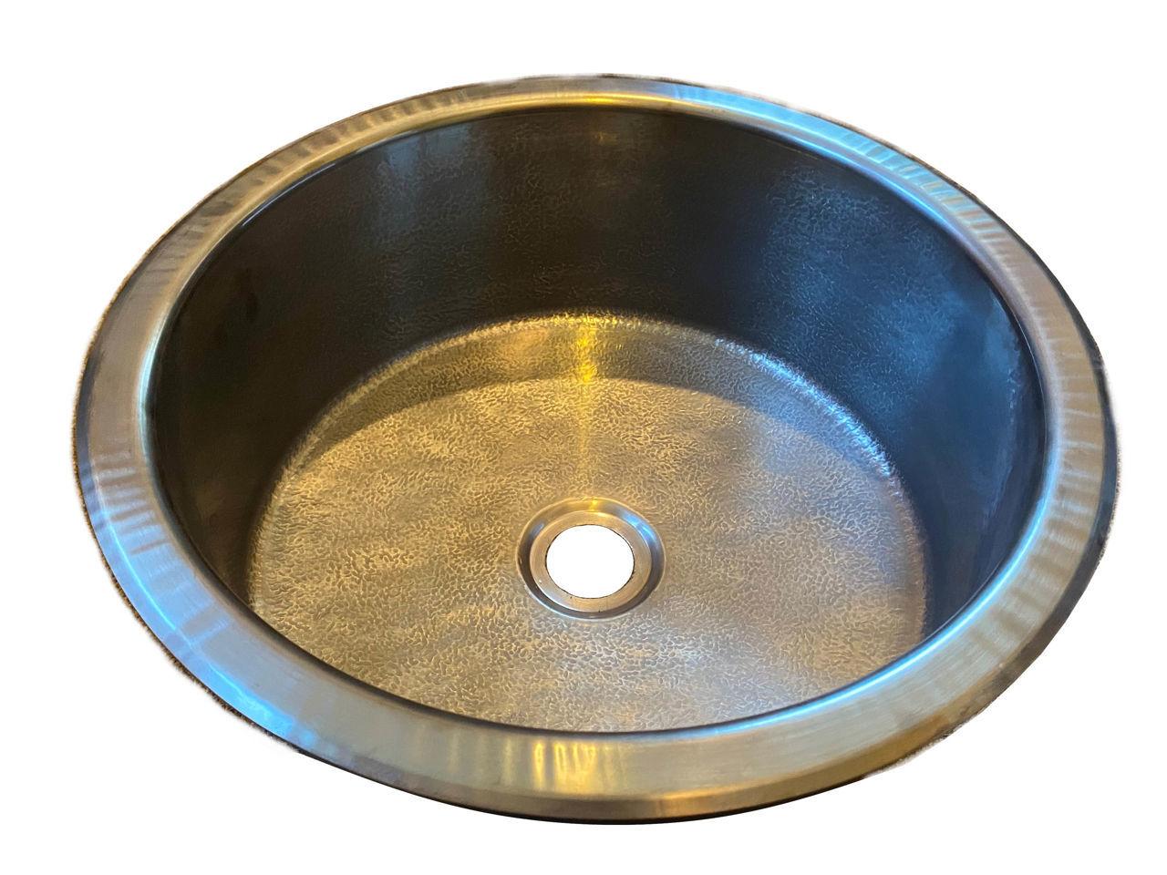 """Picture of Round 16"""" Bath/Bar Sink"""