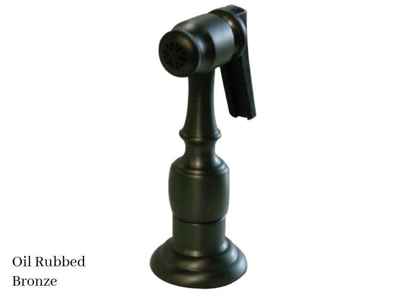 Kingston Brass Kitchen Faucet Side Spray KBSPR5 Oil Rubbed Bronze Finish