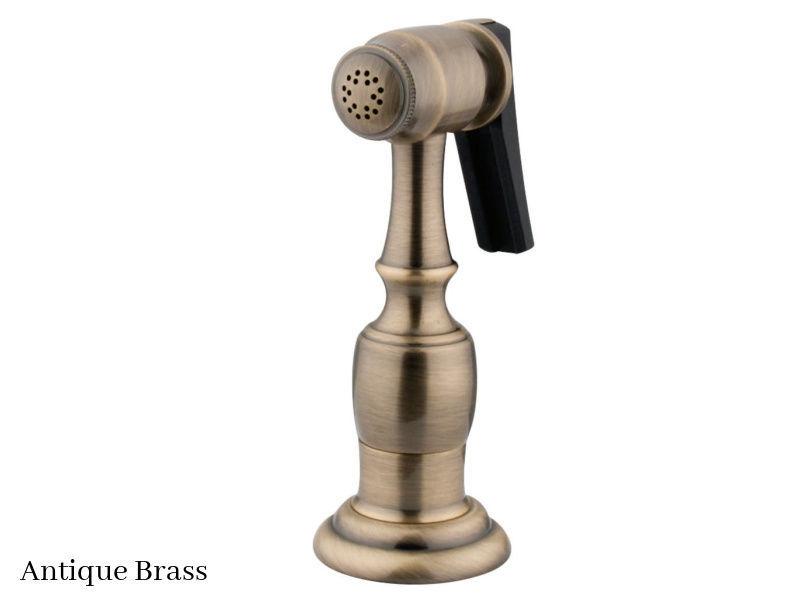 Kingston Brass Kitchen Faucet Side Spray KBSPR3 Antique Brass Finish
