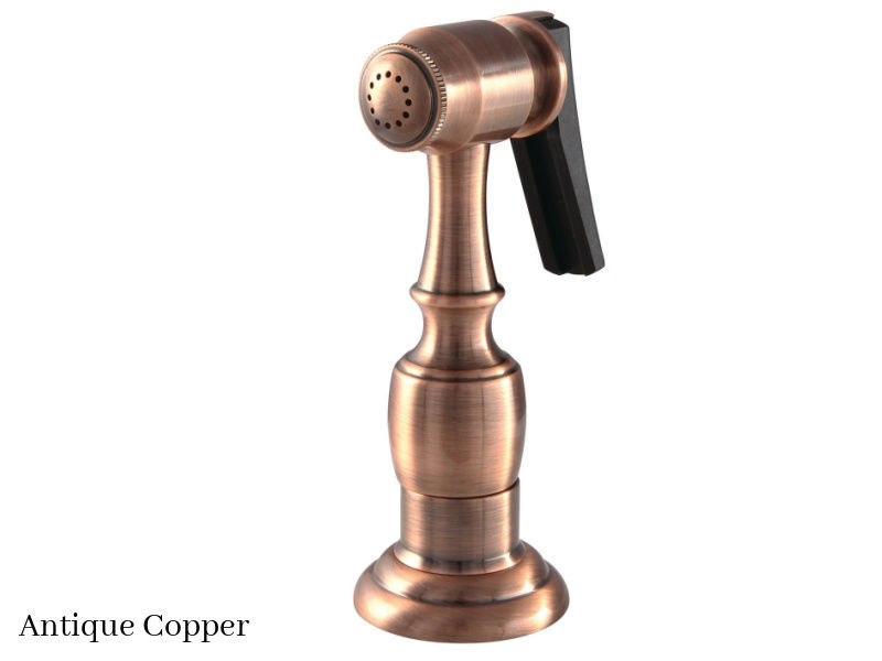 Kingston Brass Kitchen Faucet Side Spray KBSPR6AC Antique Copper Finish