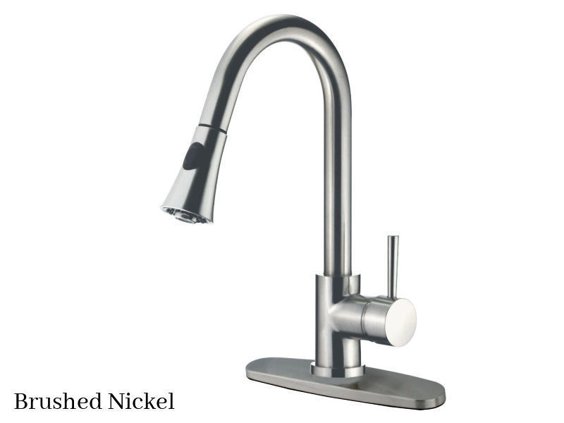 Picture of Kingston Brass Concord Single Handle Pull-Down Kitchen Faucet