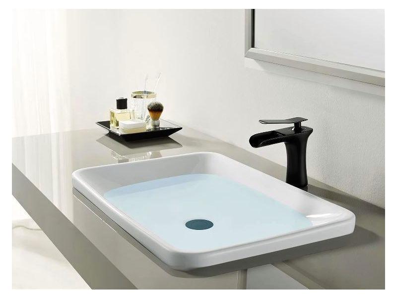 Picture of Fauceture Single Post Open Spout Bath Faucet by Kingston Brass