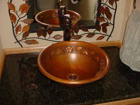 Sink Model CS0033M15 Medium Round Bath Sink